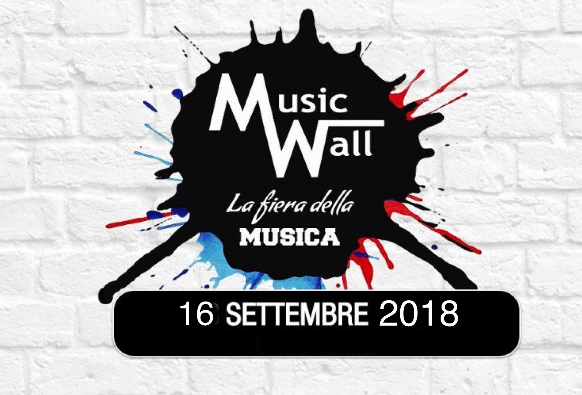 music wall 2018